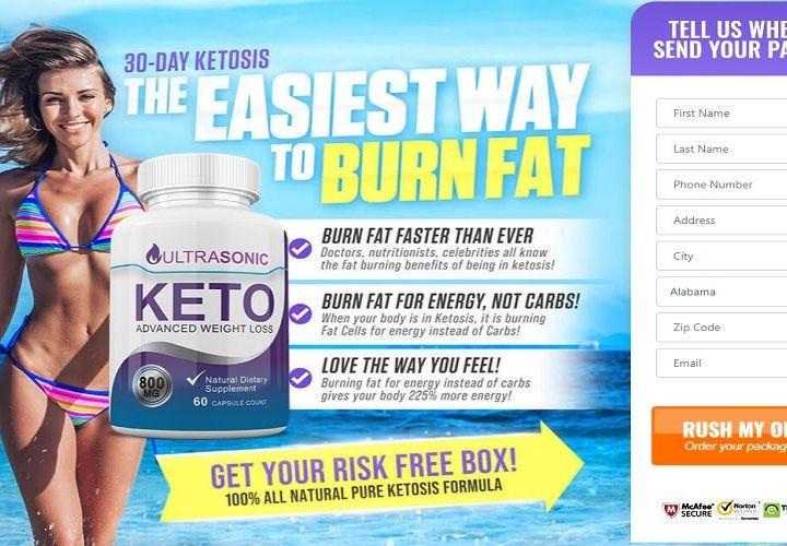 Get Ultrasonic Keto!