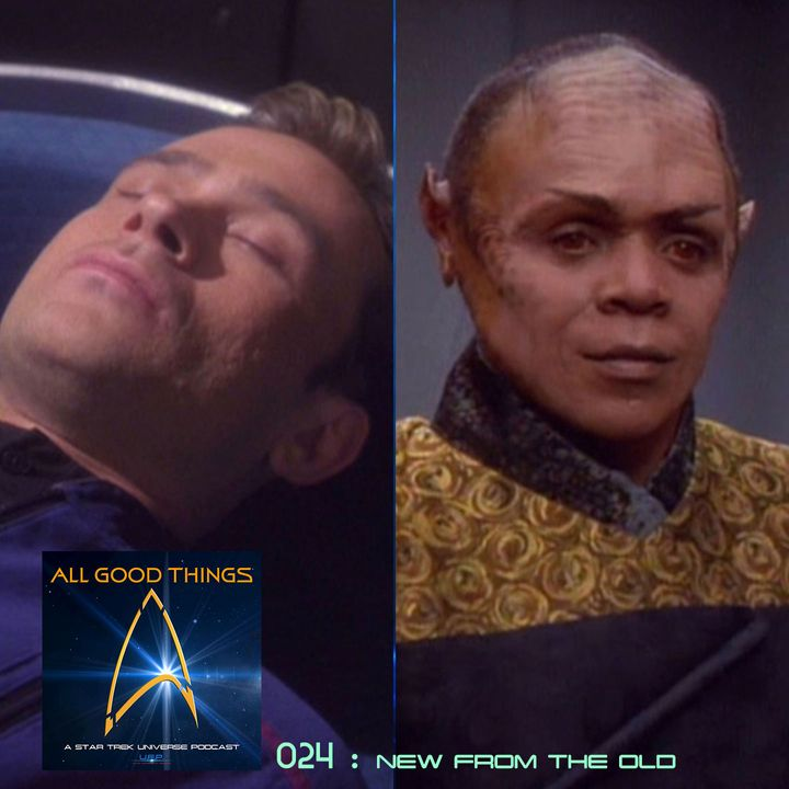 AGT: 024: New From the Old