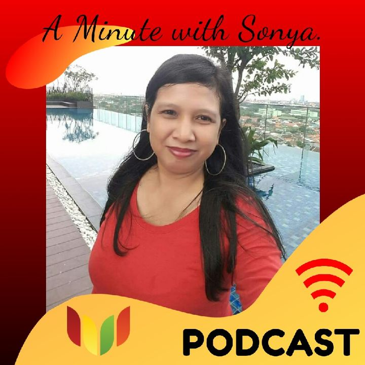 Episode 1, A Minute with Sonya - Setting Goals Tips