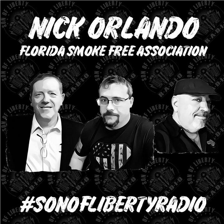 #sonoflibertyradio - Nick Orlando, FSFA