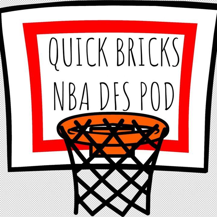 Quick Bricks NBA DFS Pod