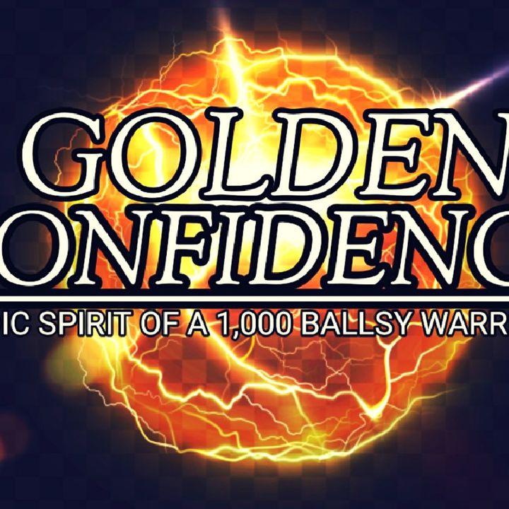 GOLDEN CONFIDENCE || I AM ALPHA AFFIRMATIONS
