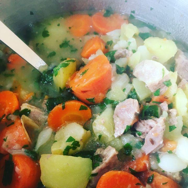 Gratitude Soup