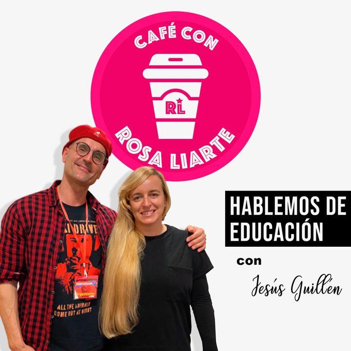 """1 - Café con Jesús C Guillén - """"Lo importante son las personas"""""""