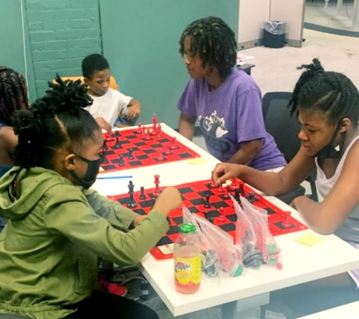 Building a successful chess program