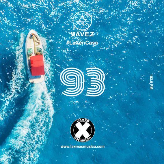 WAVEZ EP 93