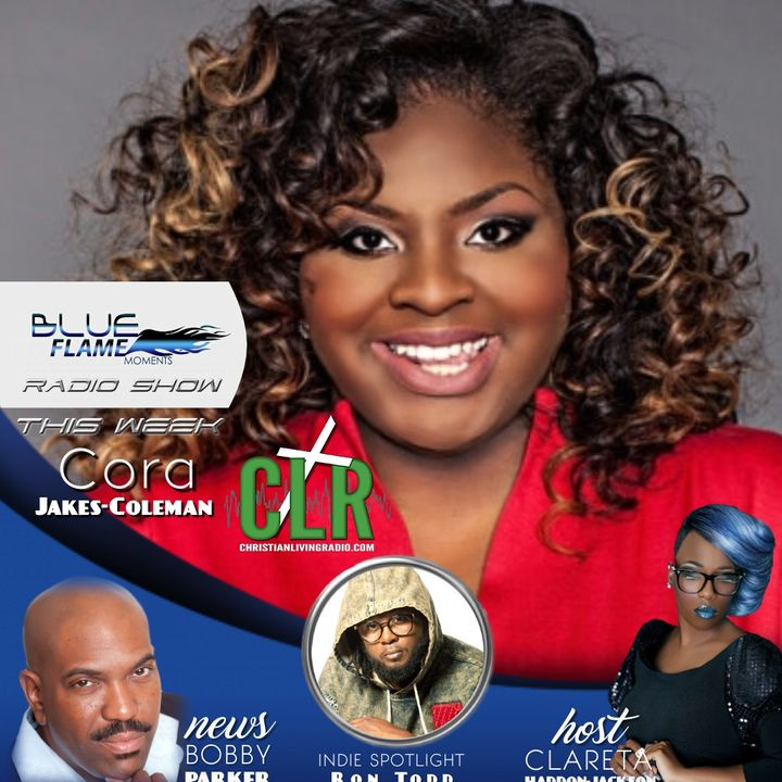 Blue Flame Radio - Cora Jakes-Coleman