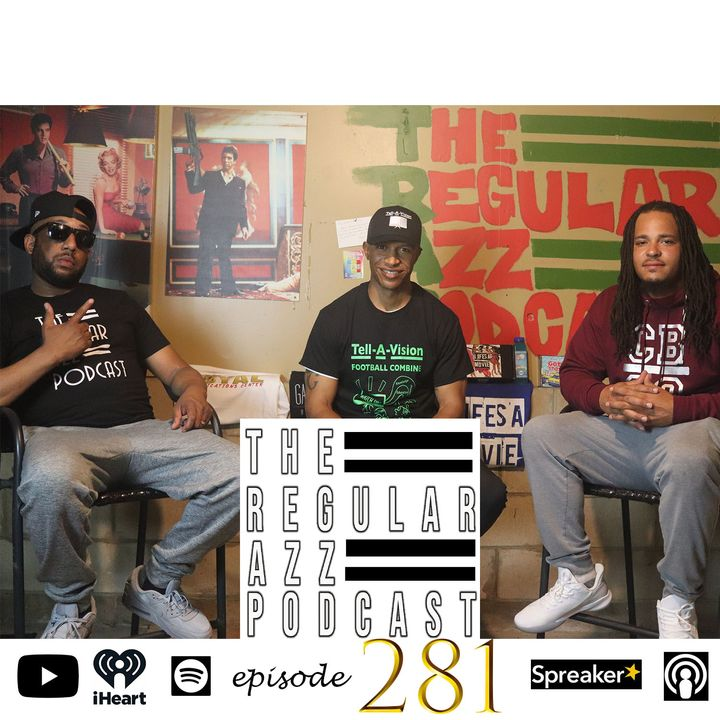 """Episode 281 """"Tell-A-Vision"""" Feat Chad King"""