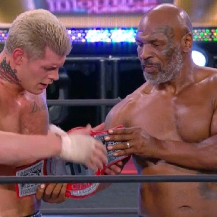 AEW Review: Mike Tyson on Dynamite!