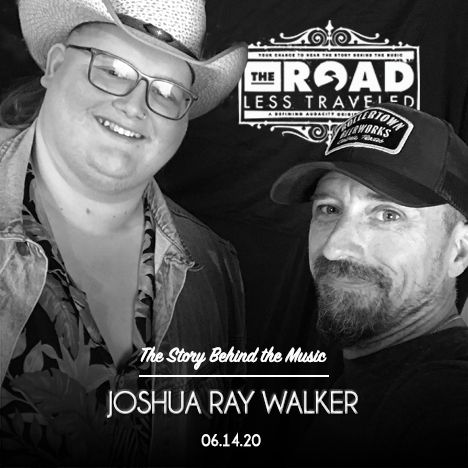 Joshua Ray Walker: Staying in the fight