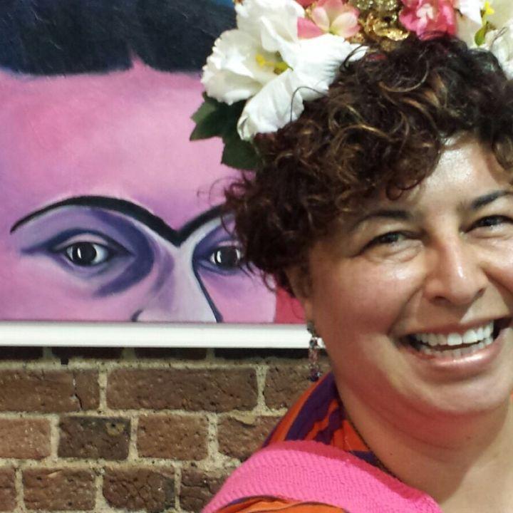 Frida Kahlo: Lust for Life. Menier Gallery London 2016