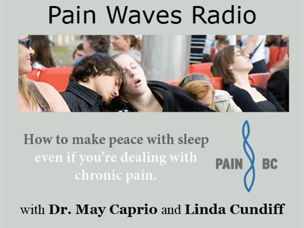 How to Make Peace with Sleep – Even If You're Dealing With Chronic Pain.