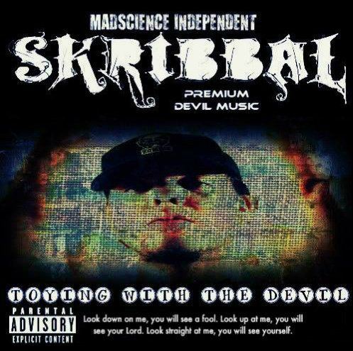 EP. 28: Review - My 2nd Mixtape! Skribbal - Toying With the Devil