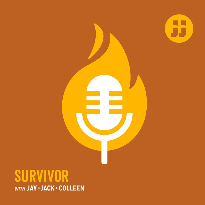 """Survivor with Jay, Jack + Colleen: Ep. 12.3 """"Plan Z"""""""