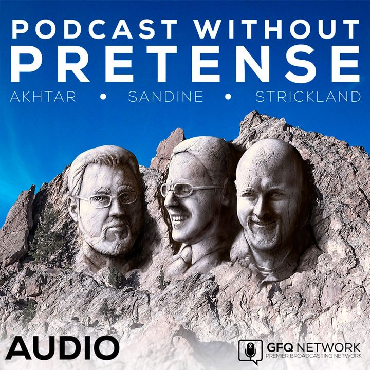Podcast Without Pretense Ep. 107 – Seven pages of notes in Arial 10 point font 1