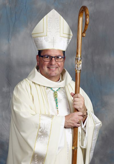 Episode 66: Most Reverend David Bonnar, Bishop of Diocese of Youngstown