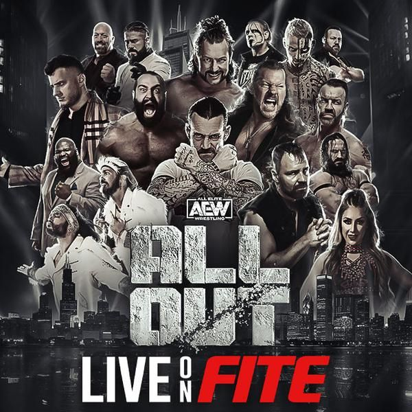 TV Party Tonight: AEW All Out (2021)