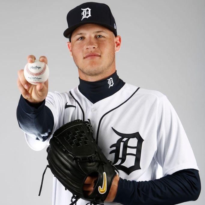Matt Manning - Tigers Pitcher