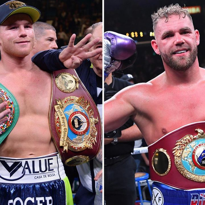 ☎️Canelo vs Billy Joe Saunders Reportedly Could be Postponed😢 Due to the Pandemic😱