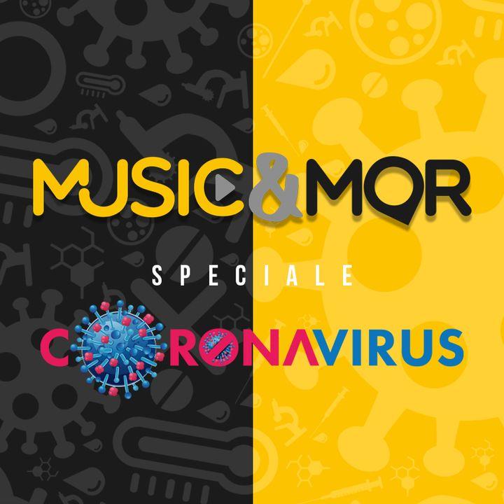 Music & MOR - SPECIALE CORONA VIRUS del 15 Giugno 2020