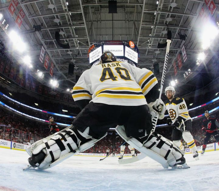 Bruins Trying To Keep Tuukka Rask Dialed In For Stanley Cup Final