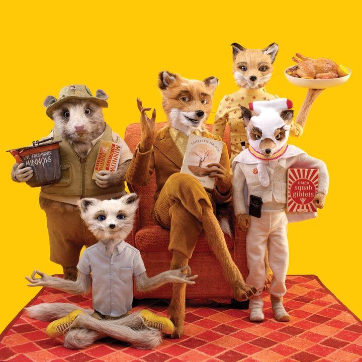 Episode 79 - Fantastic Mr. Fox
