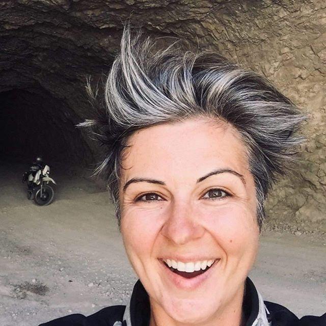 Mój motocykl nazywa się Dorota - rozmowa z Mają Sontag