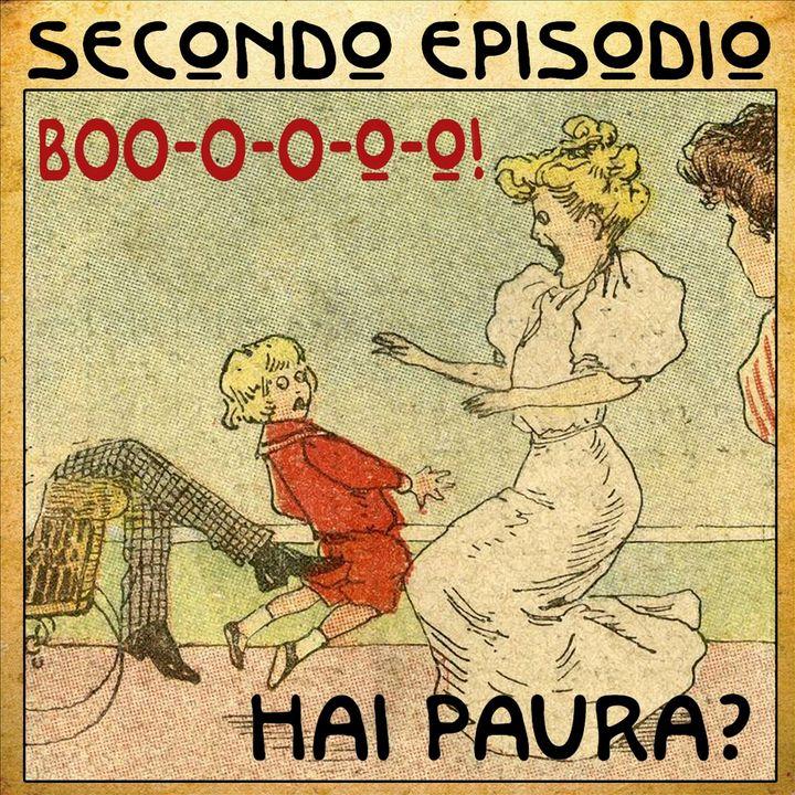 Episodio 02 - Boo-o-o-o-o! Hai paura?