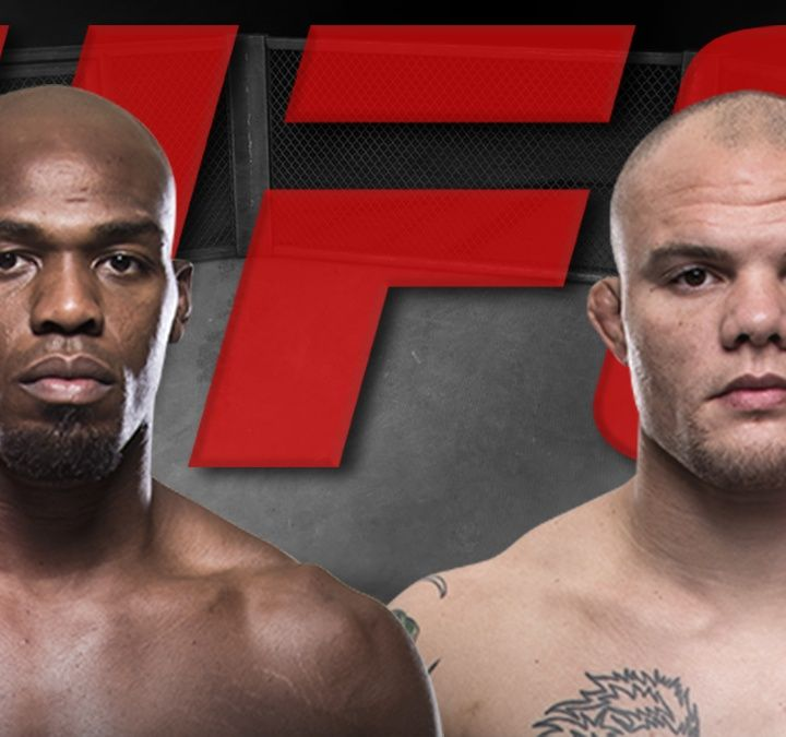 Episodio 4 - UFC 235  / Jones vs Smith