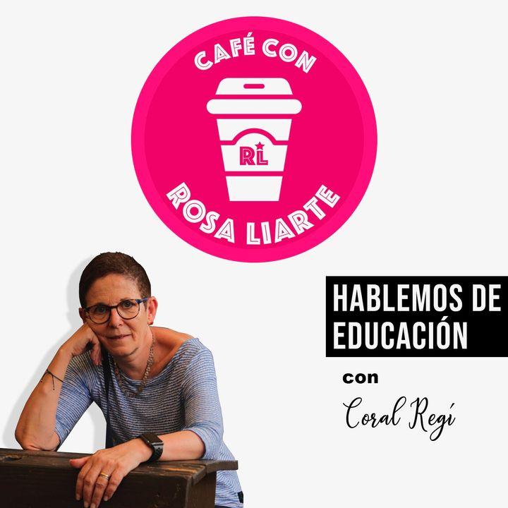 """6 - Café con Coral Regí - """"El equipo directivo tiene que ir con una brújula, no con un reloj"""""""