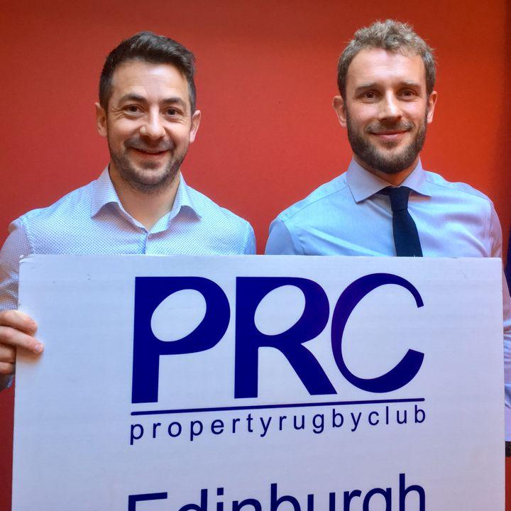 Episode 30 - with Scottish rugby legend Greig Laidlaw