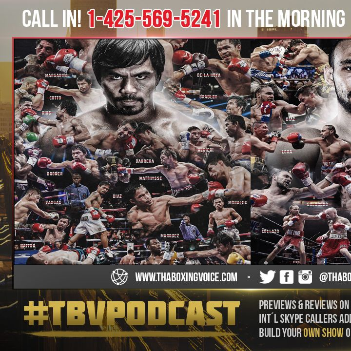 ☎️Pacquiao vs Thurman FOTY❓Whyte: Why Would I Overlook Oscar Rivas❓