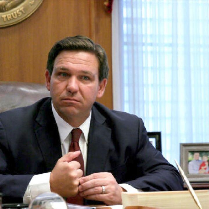 Episode 1286 - Florida Gov. DeSantis Says Lockdowns Were a 'Huge Mistake'