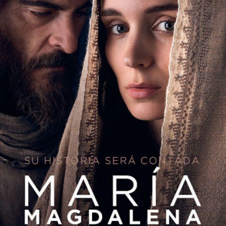 "Sesión de cine en línea ""Maria Magdalena"", Comentarios de David Hoffmeister traducidos por Marina Colombo"