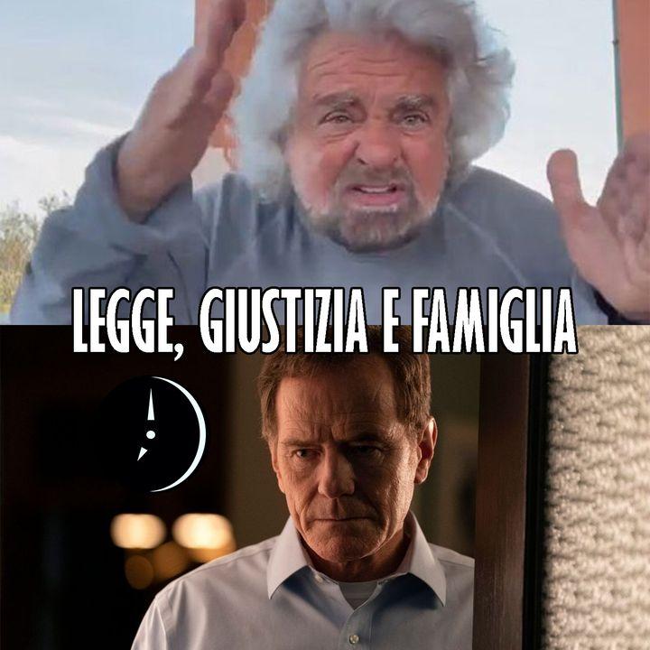 """Beppe Grillo e """"Your Honor"""": Legge, Giustizia e Famiglia"""