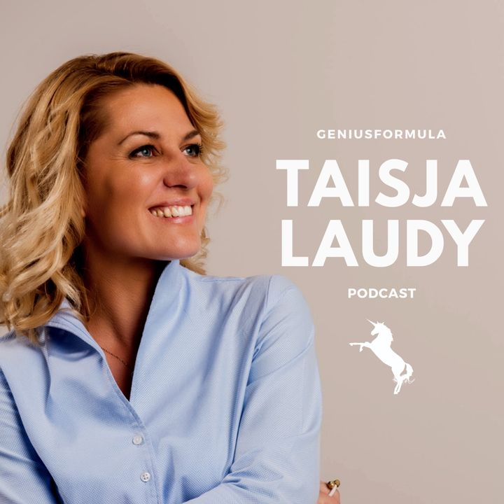 TAISJA LAUDY Podcast