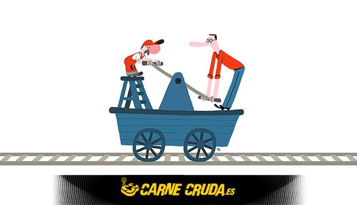Carne Cruda - César Rendueles contra la desigualdad (#771)