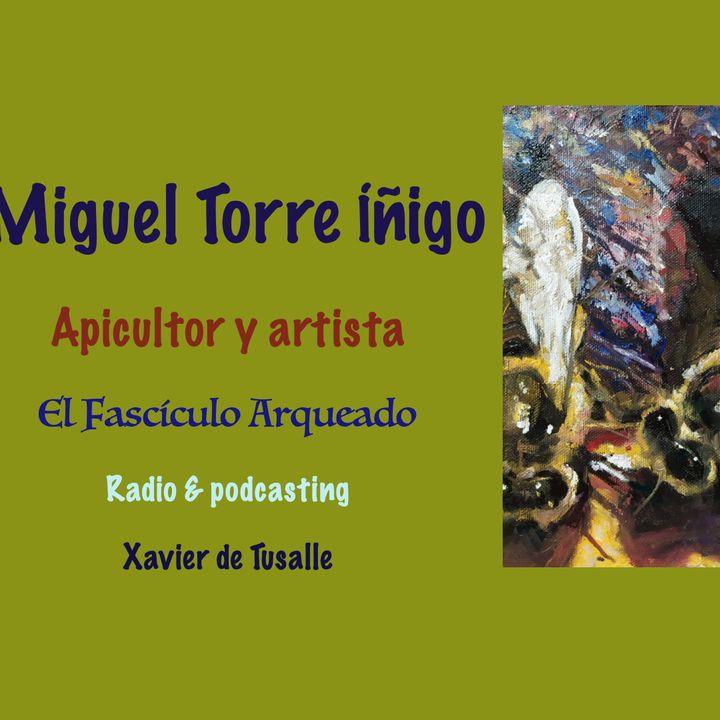 Entrevista a Miguel Torre Íñigo, apicultor y artista en la Campiña de Guadalajara