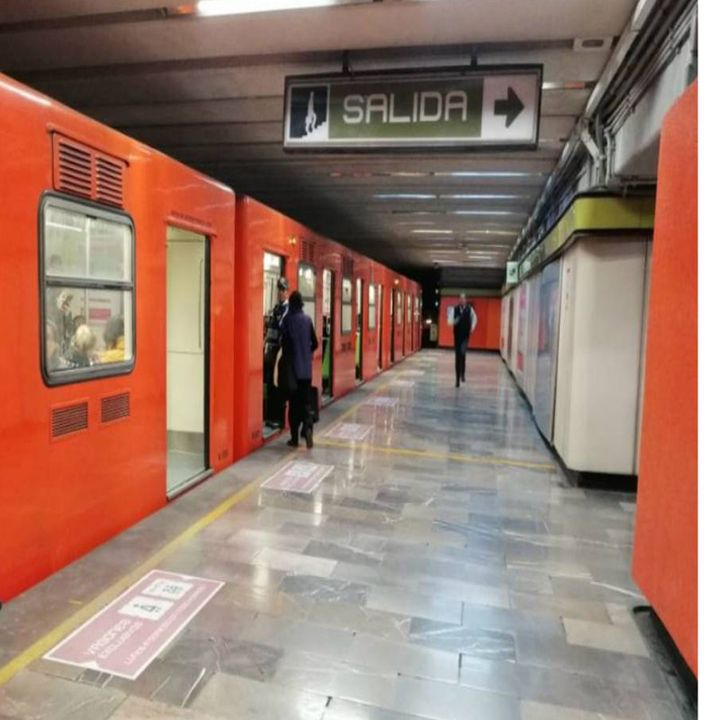 Anuncia STC, mejoras en el Metro