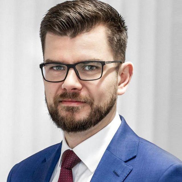 Łukasz Oryszczak, rzecznik prasowy prezydenta miasta