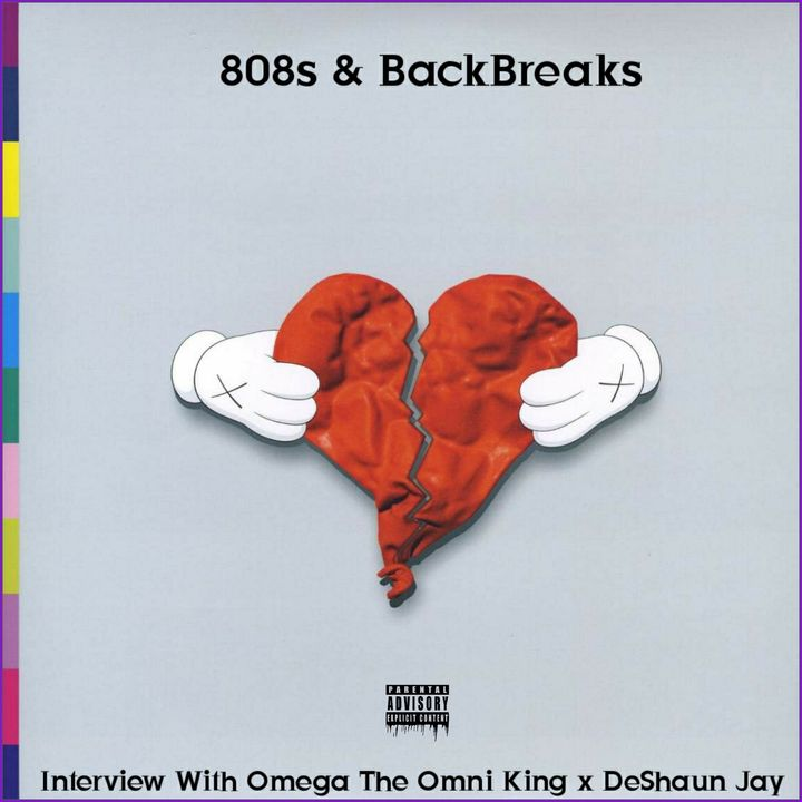 EXCLUSIVE INTERVIEW  808S & BACKBREAKS (Deshaun Jay x Omega The Omni King