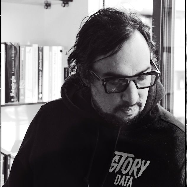 StoryTalks Capítulo 1 - Henry Chacón y Yamid Sanchez