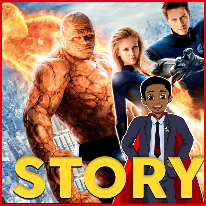 Fantastic Four - Sleep Story