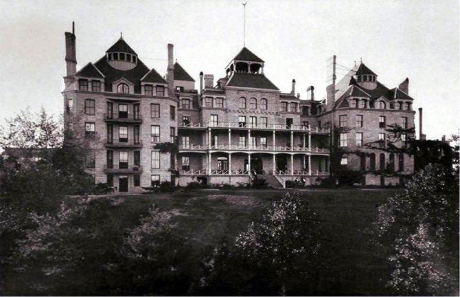 Haunted Crescent Hotel 👻 Paranormal Investigation Debrief