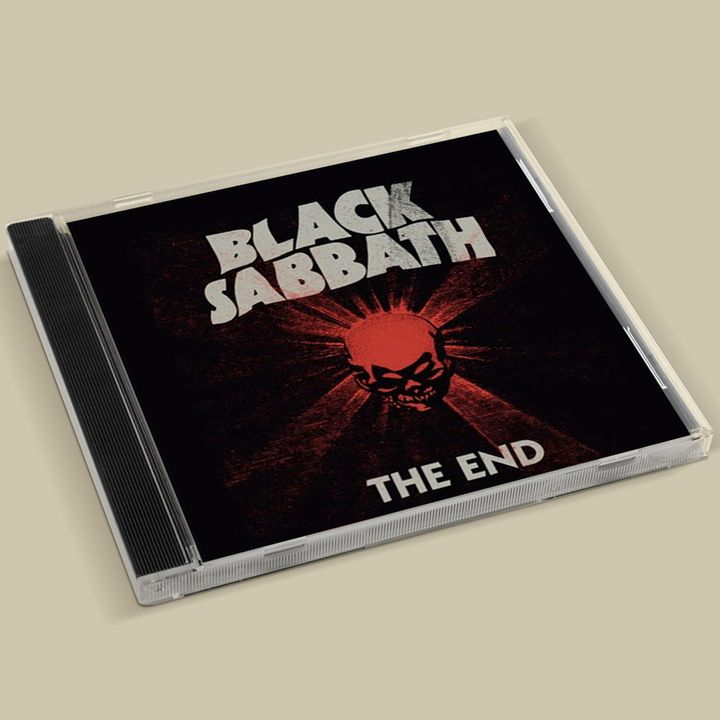 S1 E12. [IL DISCO] Black Sabbath - The End