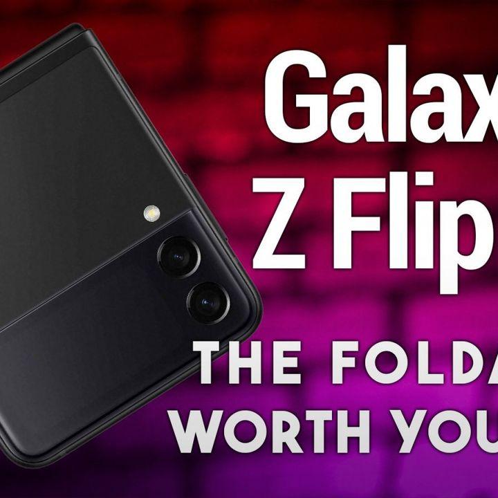 Hands-On Tech: Samsung Galaxy Z Flip 3