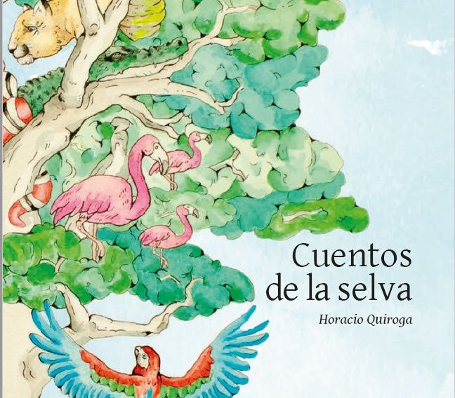 Cuentos de la selva, de Horacio Quiroga - El paso del Yabebirí.