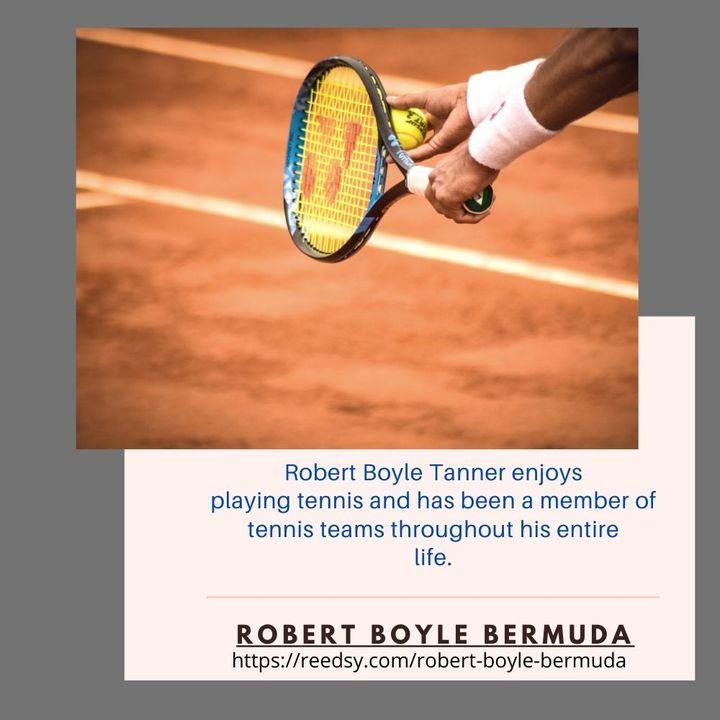 Robert Boyle Bermuda - Ambitious Student
