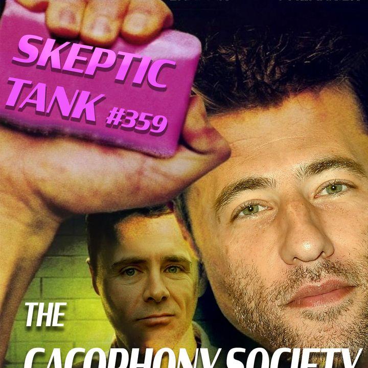 #360: The Cacophony Society (@chuckpalahniuk)
