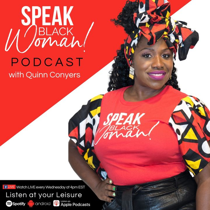 Episode 39: Celebrate the Speak Black Woman book in Target and Barnes & Noble!